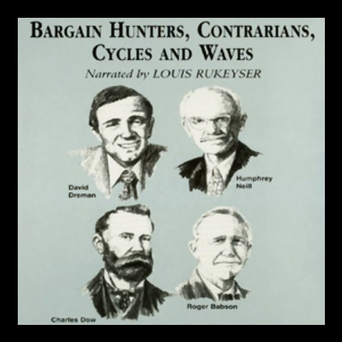 Bargain Hunters, Contrarians, Cycles, and Waves audiobook cover art