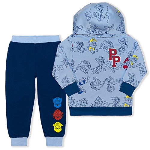 Nickelodeon Boy's 2-Piece Paw Patrol PP Pullover Hoodie and Jogger Pant...