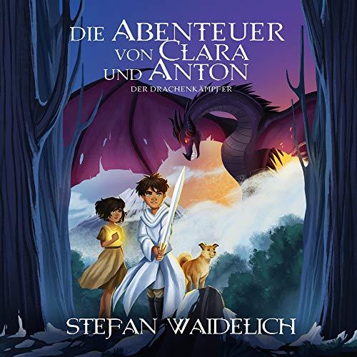 Die Abenteuer von Clara und Anton Titelbild