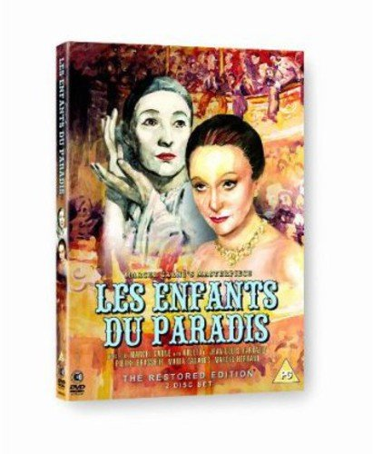 Les Enfants Du Paradis - The Restored Edition (2 discs, limited edition packaging) [DVD] [Reino Unido]