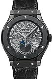 Hublot Classic Fusion 517.CX.0170.LR - Reloj de Pulsera para Hombre con Esfera de Esqueleto automática