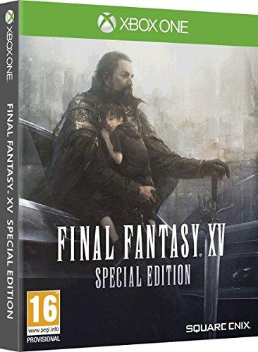 Final Fantasy XV - Special Edition: Amazon.es: Videojuegos