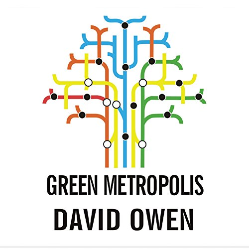 Green Metropolis audiobook cover art