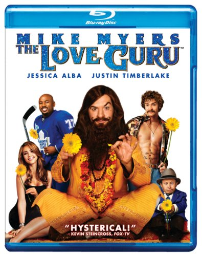 Love Guru, The [Blu-ray]