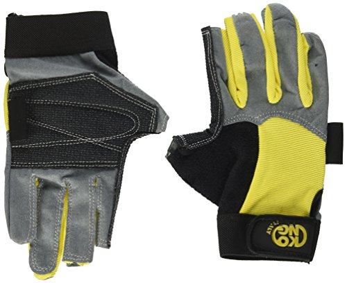 KONG Handschuh EN388/420 Alex gelb/schwarz  Gr.M