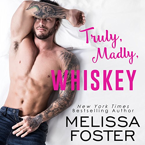 Truly, Madly, Whiskey audiobook cover art