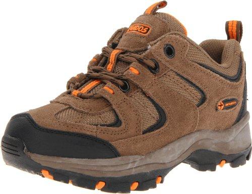 Nevados Boomerang Ii Low V4088Y Hiking Boot (Toddler/little Kid/Big Kid),Chocolate Chip/Black/Spice Orangel,13 M US Little Kid