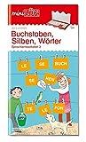 miniLÜK-Übungshefte / Vorschule: miniLÜK: Vorschule/1. Klasse - Deutsch: Buchstaben, Silben, Wörter