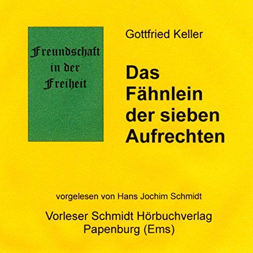 Das Fähnlein der sieben Aufrechten audiobook cover art