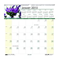 House of Doolittle HOD326 Earthscapes Flowers Wall Calendar, 12 x 12 in.
