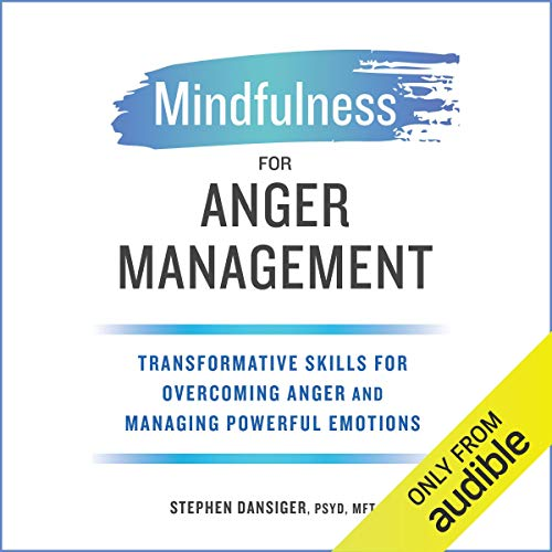 Mindfulness for Anger Management cover art