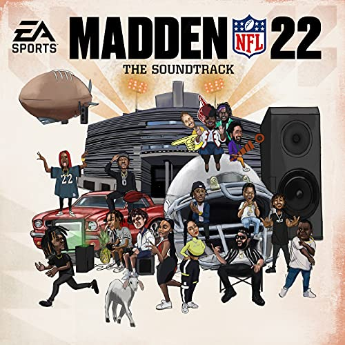 Madden NFL 22 Soundtrack
