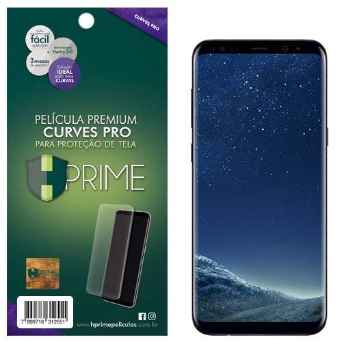 Pelicula Curves Pro para Samsung Galaxy S8 Plus, HPrime, Película Protetora de Tela para Celular, Transparente