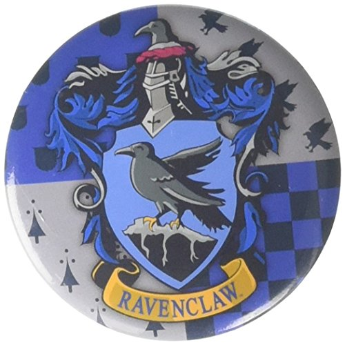 Harry Potter - Ravenclaw Button Pin Novelty Accessory,Multi