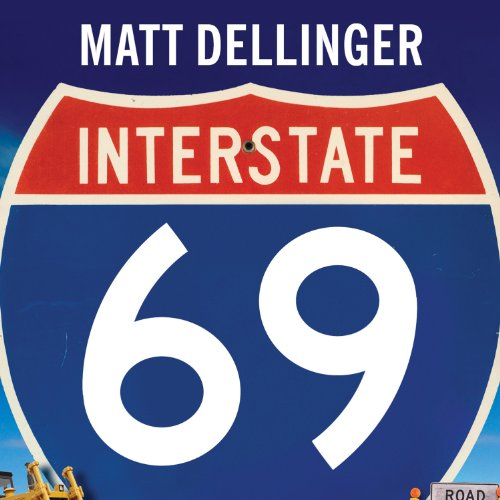 Interstate 69 audiobook cover art