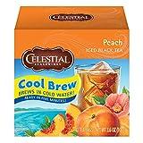Celestial Seasonings Cool Brew Black Iced Tea, 40 Count Box