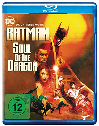 DCU: Batman Soul of the Dragon [Alemania] [Blu-ray]