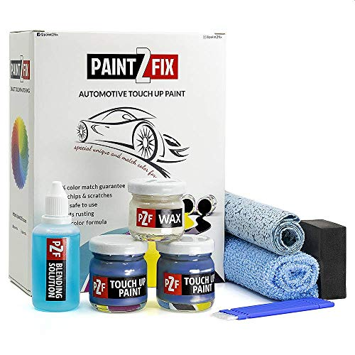 Touch Up Paint for Hyundai - US2 Electric Blue | Paint Scratch Repair Kit - Bronze Pack Illinois