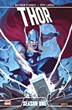 THOR SEASON ONE de Pepe Larraz