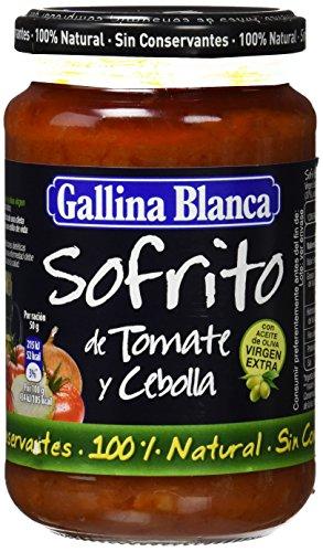Gallina Blanca - Sofrito de Tomate y Cebolla,