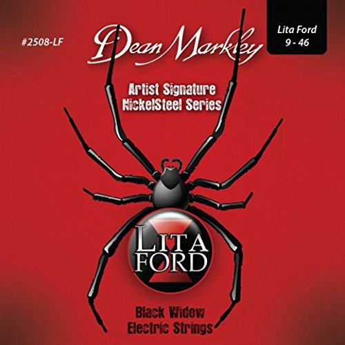 Dean Markley DM2508LF - Guitarra eléctrica (acero niquelado)