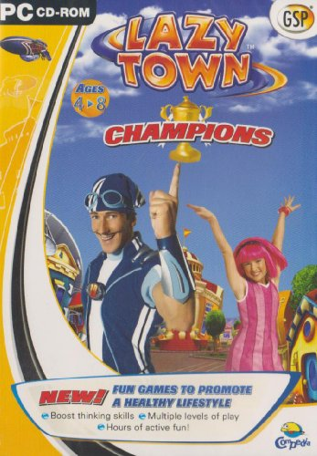 Lazy Town Champions [UK Import]