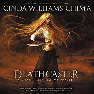 Deathcaster                   Written by:                                                                                                                                 Cinda Williams Chima                               Narrated by:                                                                                                                                 Kim Mai Guest                      Length: 21 hrs and 21 mins     2 ratings     Overall 4.5