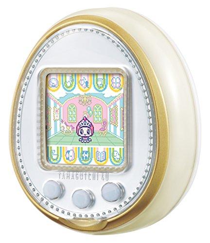 Bandai Tamagotchi 4U White ( Tamagotchi 4U White)