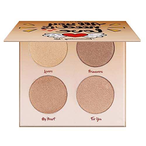 (50% OFF) Highlighter Bronzer Palette $4.49 – Coupon Code