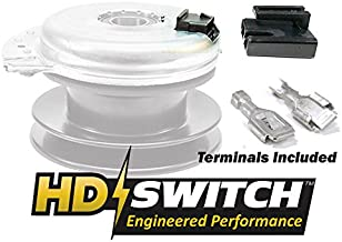 HD Switch (1 Kit) Delphi 56 Series 08911979 Warner PTO Clutch Pigtail Wire Connector - Made in The USA