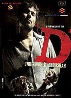 D - Underworld Baadshah (2005) (Hindi Crime Film / Bollywood Movie / Indian Cinema DVD)