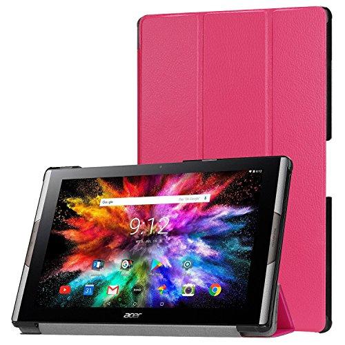 Funda de Lobwerk para la tableta Acer Iconia Tab 10A3-A50de 10,1pulgadas, con...