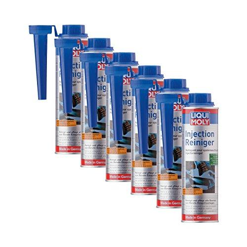 6x LIQUI MOLY 5110 Injection-Reiniger 300ml