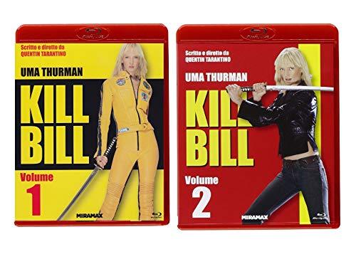 Kill Bill Volume 1-2 (2 Blu-Ray) Edizione Italiana