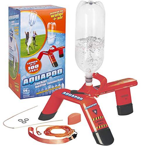 Aquapod Water Bottle Rocket Launcher Science Kit