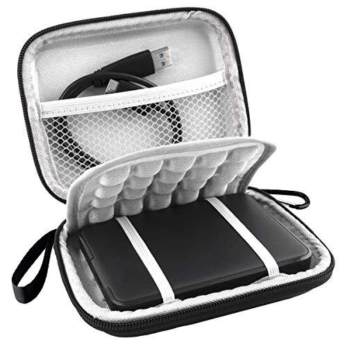 lovelyhome EVA Shockproof Portable 500GB 1TB 2TB USB 3.0 Portable 2.5 inch...