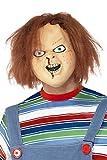 Smiffy's - Máscara de látex con diseño de Chucky...