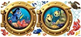 Roommates Finding Nemo Giant Wall Decals (Multicolor) home peel Apr, 2021