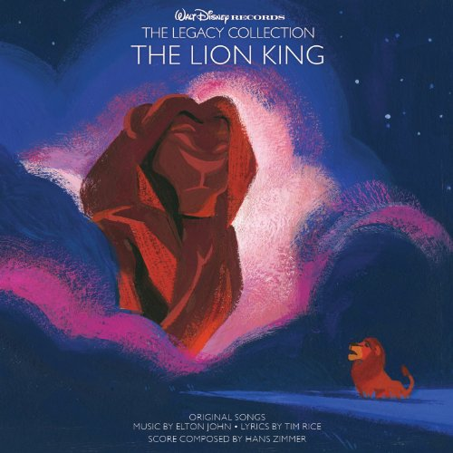 Legacy Collection: The Lion King O.S.T.