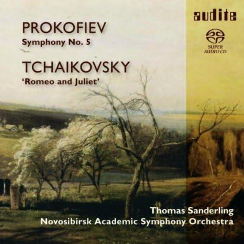 Thomas Sanderling & Novosibirsk Academic-Symphony-Orchestra