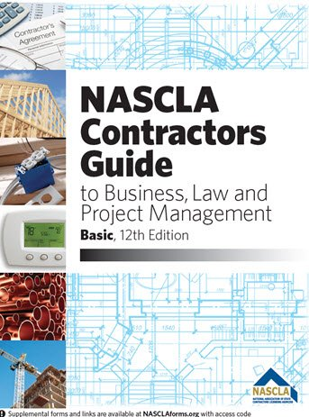 Compare Textbook Prices for NASCLA Contractors Guide to Business, Law and Project Management, BASIC 12th Edition ISBN 9781934234990 by NASCLA