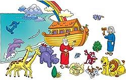 Beginners Bible Noahs Ark Felt Set