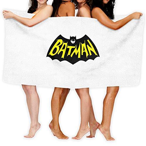 Toalla de baño clásica de Batman de secado rápido