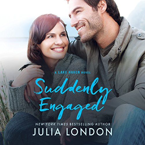 Suddenly Engaged audiobook cover art