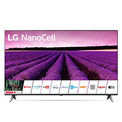 LG 49SM8050PLC Smart TV 49' 4K, NanoCell, DVB-T2, Wi-Fi