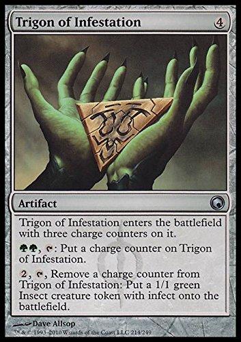 Magic: the Gathering - Trigon of Infestation - Scars of Mirrodin