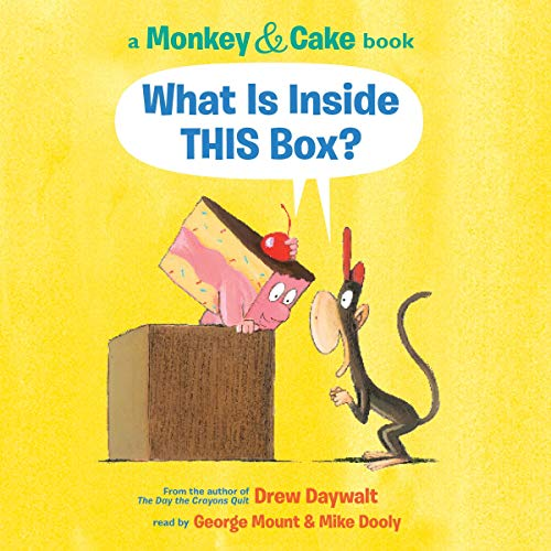 Monkey and Cake: What Is Inside This Box? cover art