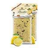Brezzo Risotto al Limón con Arroz Carnaroli Italiano   2 Paquetes de 300g