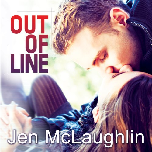 Out of Line audiobook cover art