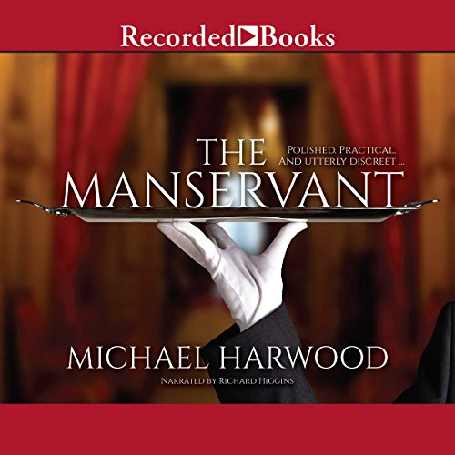 The Manservant audiobook cover art